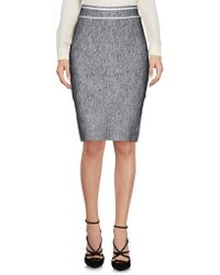 Blessed Are The Meek - Knee Length Skirt - Lyst