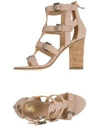Belle By Sigerson Morrison - Sandals - Lyst