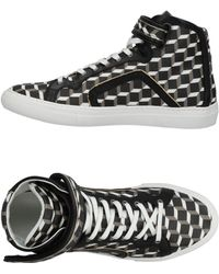 Pierre Hardy - High-tops & Trainers - Lyst