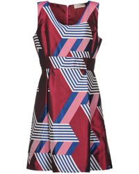 Cristina Gavioli Collection - Short Dresses - Lyst