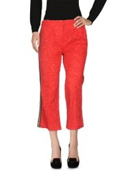 ..,merci - Casual Trousers - Lyst