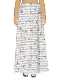 Ultrachic - Long Skirt - Lyst