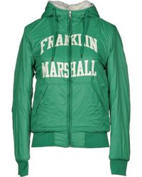 Franklin & Marshall - Jackets - Lyst