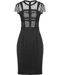 GAUDI - Knee-length Dress - Lyst
