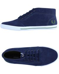 Fred Perry - High-tops & Trainers - Lyst