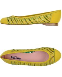 Studio Pollini - Ballet Flats - Lyst