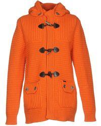 Bark Jacket - Orange