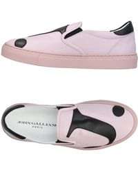 John Galliano - Low-tops & Sneakers - Lyst