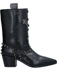 John Richmond - Ankle Boots - Lyst