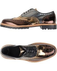 Voile Blanche - Lace-up Shoe - Lyst