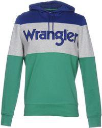 Wrangler - Sweatshirt - Lyst
