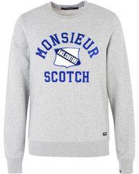 Scotch & Soda - Jarisco Sweatshirt - Lyst