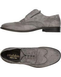 Bradstreet Plain Toe Sensorflex, Zapatos de Cordones Oxford para Hombre de color gris