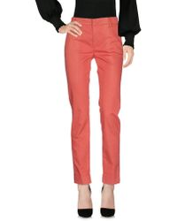 Re-hash - Casual Trousers - Lyst