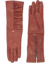 Elisabetta Franchi - Gloves - Lyst