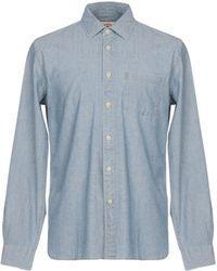 Brooks Brothers - Denim Shirt - Lyst