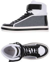 Sergio Rossi - High-tops & Sneakers - Lyst