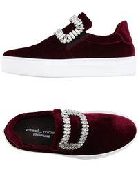 Gisèl Moirè Paris - Low-tops & Sneakers - Lyst