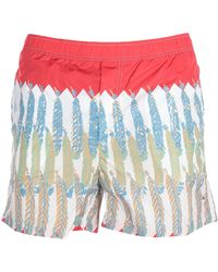 Valentino - Swimming Trunks - Lyst