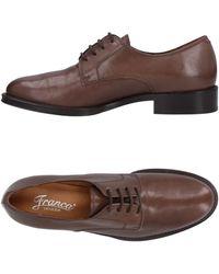 Franca - Lace-up Shoe - Lyst
