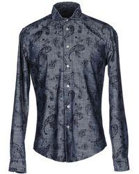 Brian Dales - Denim Shirt - Lyst
