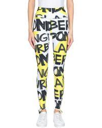Burberry Leggings - Yellow