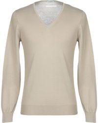 df706af01e908 Men s Paolo Pecora V-neck sweaters On Sale