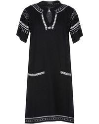 A.P.C. - Short Dress - Lyst