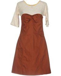 M Missoni - Short Dresses - Lyst