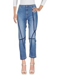 Pence | Denim Trousers | Lyst