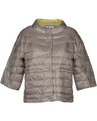 Bini Como - Synthetic Down Jacket - Lyst
