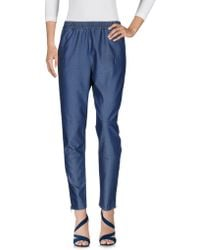 Minimum - Denim Trousers - Lyst