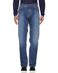 Jeckerson - Denim Trousers - Lyst