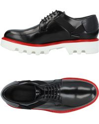 Emporio Armani - Lace-up Shoe - Lyst
