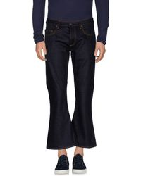 Palm Angels - Pantaloni jeans - Lyst