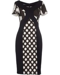 Gattinoni - Knee-length Dresses - Lyst