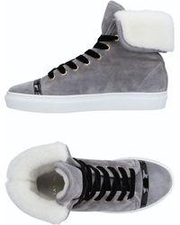 Lanvin - High-tops & Sneakers - Lyst