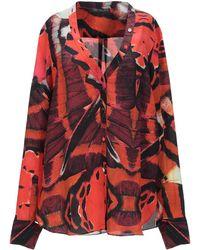 Alexander McQueen - Shirt - Lyst