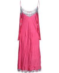 Iceberg - 3/4 Length Dress - Lyst