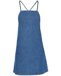 3x1 - Short Dress - Lyst