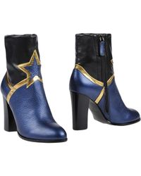 Frankie Morello - Ankle Boots - Lyst