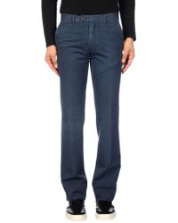 Piombo - Casual Pants - Lyst