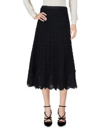 INTROPIA - 3/4 Length Skirts - Lyst