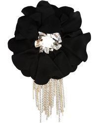Lanvin - Brooches - Lyst