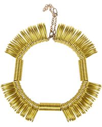 Kirsty Ward - Necklace - Lyst