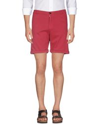 Fendi Shorts - Red