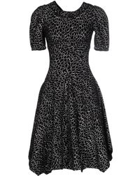 Alaïa - Short Dress - Lyst