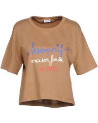 Le Coq Sportif - T-shirts - Lyst