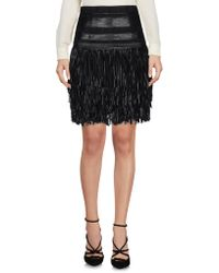 Amen - Knee Length Skirt - Lyst
