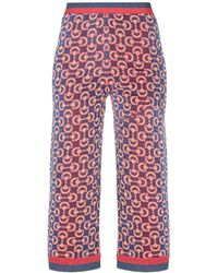 Gucci - 3/4-length Trousers - Lyst